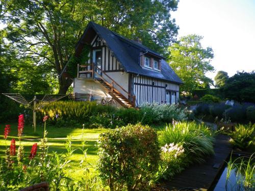 Gîte de l'Augérois : Guest accommodation near Fatouville-Grestain