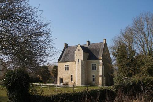 Le Manoir du Pont Senot : Bed and Breakfast near Vidouville