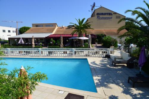 Eurotel : Hotel near Lattes