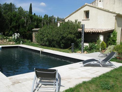 Le Mas d'Acanthe : Bed and Breakfast near Montfaucon