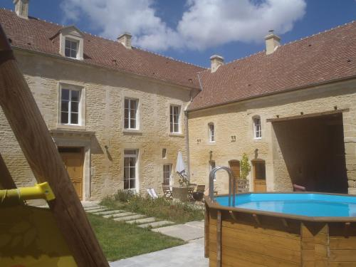 Le Petit Fort : Guest accommodation near Bény-sur-Mer