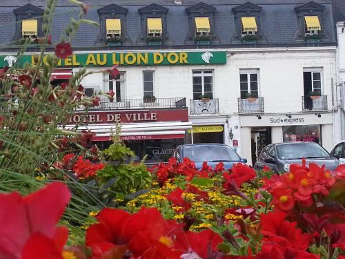 Hôtel Au Lion D'or : Hotel near Sérigny