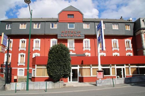 Hôtel Lutetia : Hotel near Bartrès