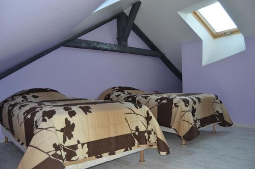 Résidence Baie de Seine : Guest accommodation near Le Havre