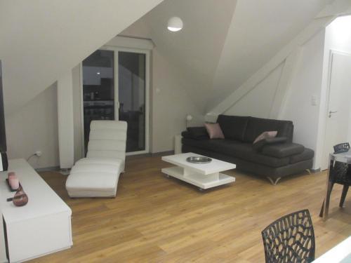 Appartement Le Nid Du Graoully : Apartment near Saint-Julien-lès-Metz
