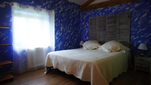 Pipangaille : Bed and Breakfast near Salaise-sur-Sanne