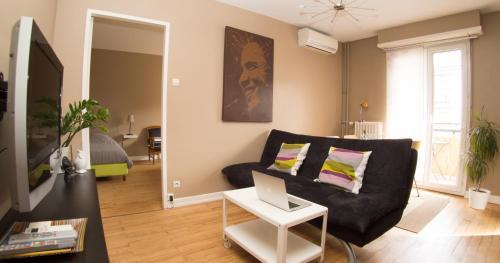 Appartement Quartier Halles : Apartment near Mittelhausbergen