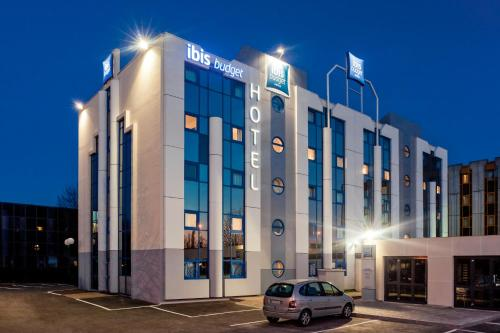 ibis budget Grigny Centre : Hotel near Morsang-sur-Orge
