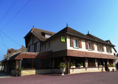 Le Vauban : Hotel near Escoville