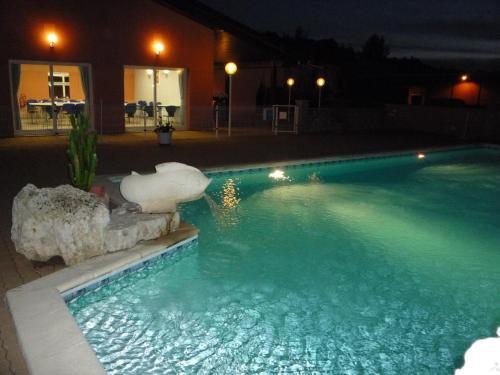 Hôtel d'Occitanie : Hotel near Castelculier