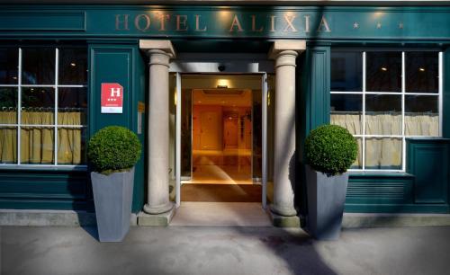 Hotel Alixia Antony : Hotel near Bourg-la-Reine