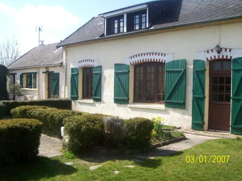 La Clé des Champs : Guest accommodation near Licourt