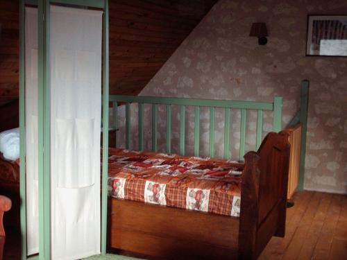La Ferme des 3 boudins : Guest accommodation near Cuon
