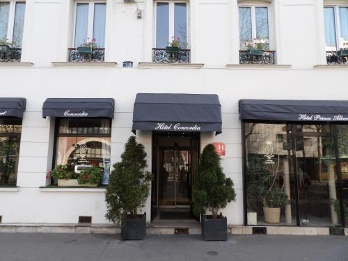 Hôtel Prince Albert Concordia : Hotel near Paris 12e Arrondissement