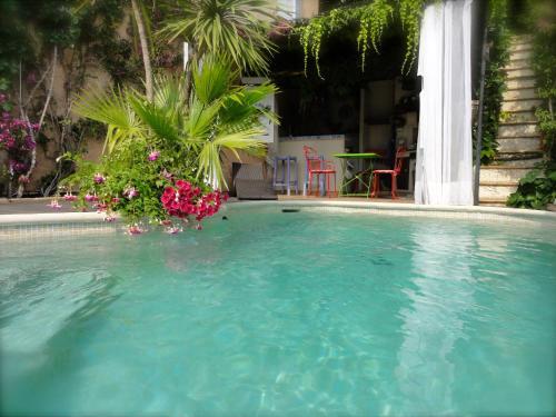 Grimaldines - Villa : Guest accommodation near Cagnes-sur-Mer