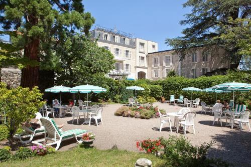 Hotel Royal Saint-Mart : Hotel near Ceyrat