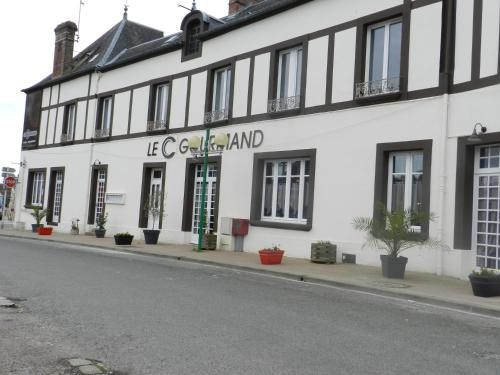 Le C Gourmand : Hotel near Saint-Germain-du-Corbéis