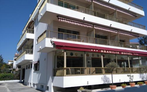 Brasilia Hotel : Hotel near Cagnes-sur-Mer