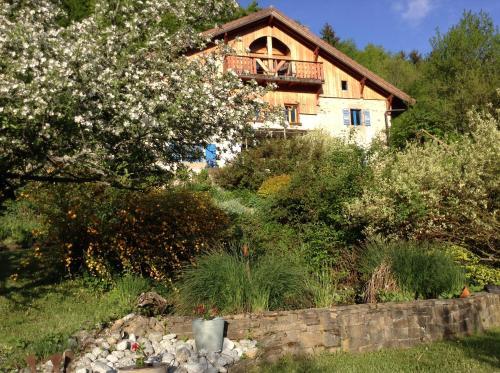 Gîte Du Margouillat : Guest accommodation near Reignier-Esery