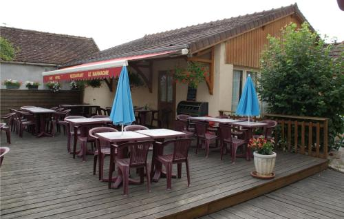 Le Marmagne : Hotel near Saint-Germain-lès-Senailly
