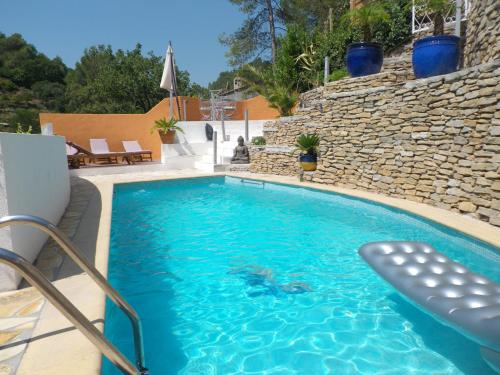 Villa du Sud : Apartment near Solliès-Toucas