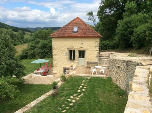 Les Tanneries : Guest accommodation near Saint-Germain-lès-Senailly