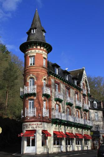 Le Roc Au Chien : Hotel near Saint-André-de-Messei