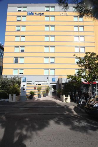 Hotel Ibis Budget Nice Palais Nikaia : Hotel near Saint-Laurent-du-Var