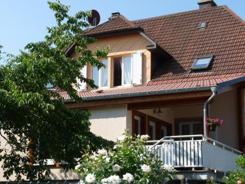 Locations Dupertuis Alsace : Apartment near Solbach