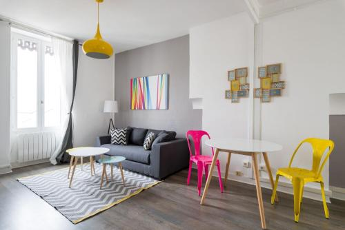 Appartement Lyon Villeurbanne - Enjoy in Lyon : Apartment near Caluire-et-Cuire