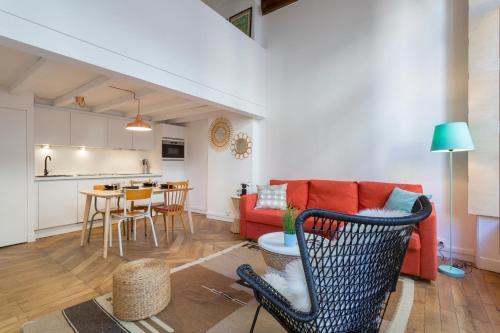Like Home - Opera : Apartment near Lyon 1er Arrondissement