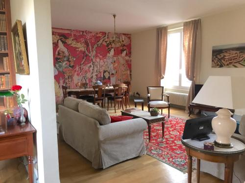 Les Etoffes de Mulhouse : Apartment near Riedisheim