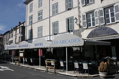Hôtel des Roches : Hotel near Espinasse