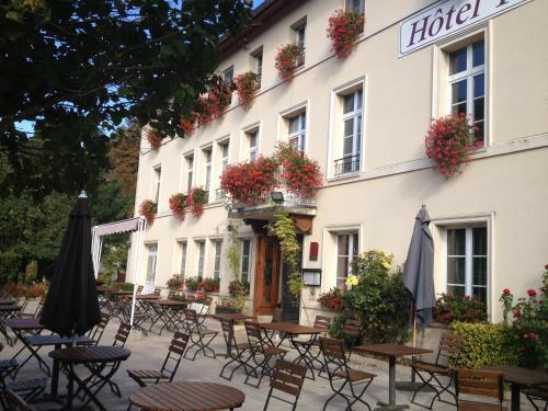 Le Clos De Mutigny : Hotel near La Chapelle-Felcourt