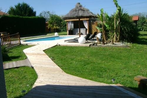 Chambres d'Hôtes du Hourne : Bed and Breakfast near Gamarde-les-Bains