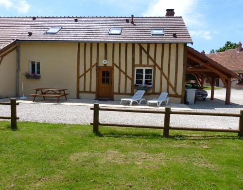 Les Baillis : Guest accommodation near Ménétréol-sous-Sancerre