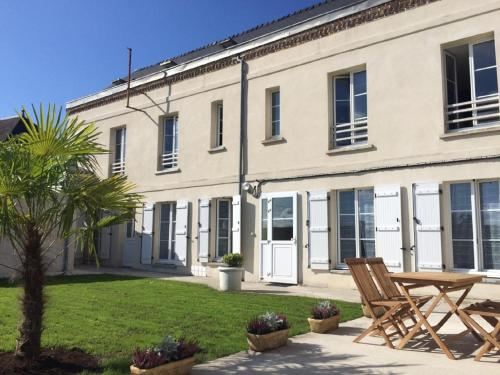 Le Clos Saint Martin : Guest accommodation near Cys-la-Commune