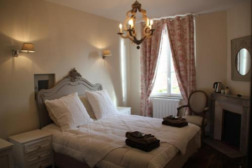Ferme de Canny : Bed and Breakfast near Orvillers-Sorel