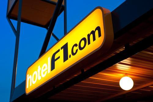 hotelF1 Nantes Est Porte De Saint Luce : Hotel near Sainte-Luce-sur-Loire
