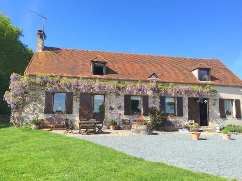 Le Rianon : Guest accommodation near Toulx-Sainte-Croix