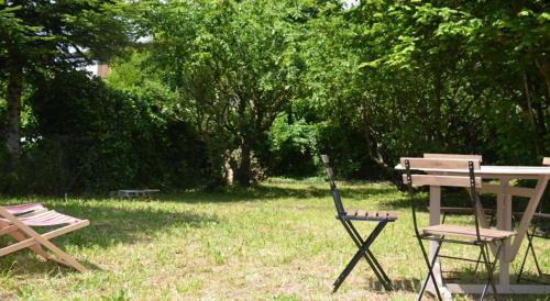 L'Epicerie d'Autrefois : Guest accommodation near Saint-Martin-aux-Chartrains