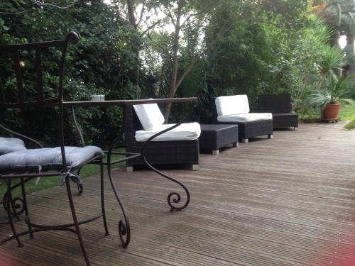 La Mandarinette : Guest accommodation near Saint-Mandrier-sur-Mer