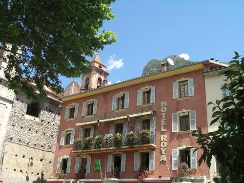 Hotel Le Roya : Hotel near Saorge