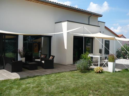 Maison du Couraou : Guest accommodation near Azereix