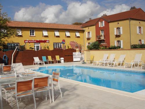 L'Adourable Auberge : Hotel near Moncaup