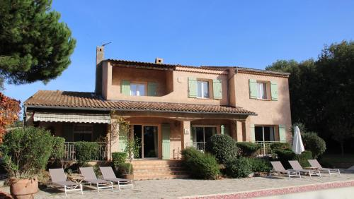 La Bastide du Bouchou : Bed and Breakfast near Six-Fours-les-Plages