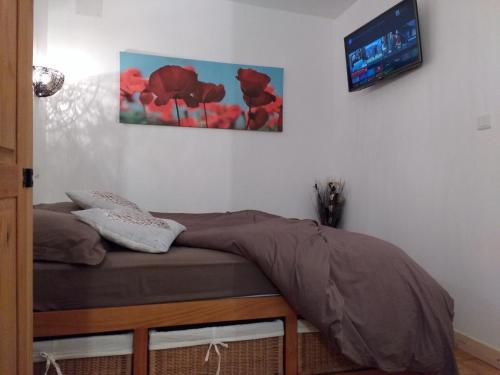 Studio16 : Guest accommodation near Grévillers