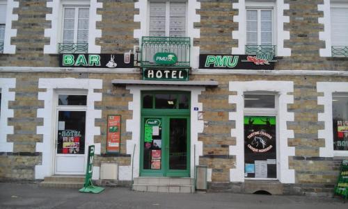 Au Préambule : Hotel near Domalain