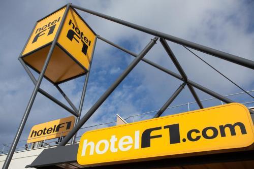 hotelF1 Mulhouse Bâle Aéroport : Hotel near Raedersdorf
