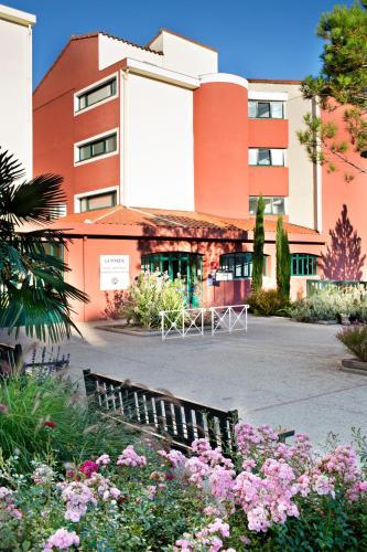 La Pinède : Hotel near Taillet